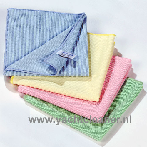Heavy duty microvezel schoonmaakdoek
