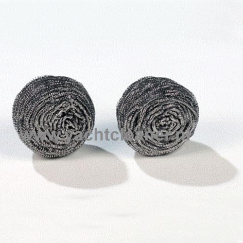 Staalbolletje RVS schuurbol 40 gram 10 stuks